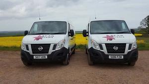 Dunbar Doggy Taxi Service @ Star Walkies!