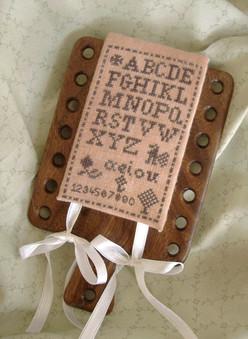 A Little Horn Book Sewing Caddy