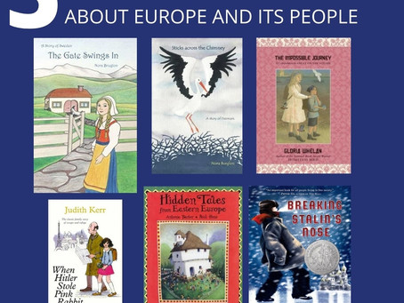 5 Living Books About Europe and its People