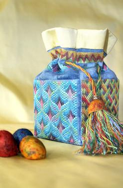 Medley Bargello Bag