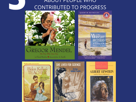 5 Living Books About People Who Contributed to Progress