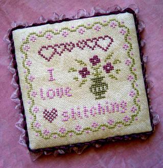 I Love Cross Stitch