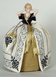 Alyne 2012 New Year Pincushion Doll