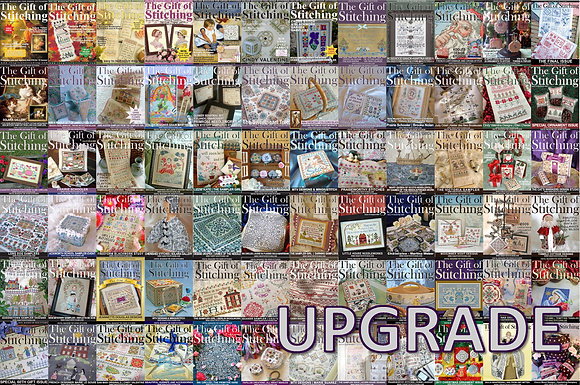 Upgrade from Historic Countries Sampler to All Issues