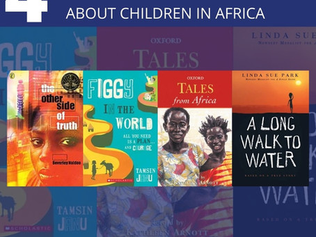 4 Living Books About Children in Africa
