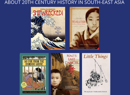 5 Living Books about 20th Century History in South-East Asia