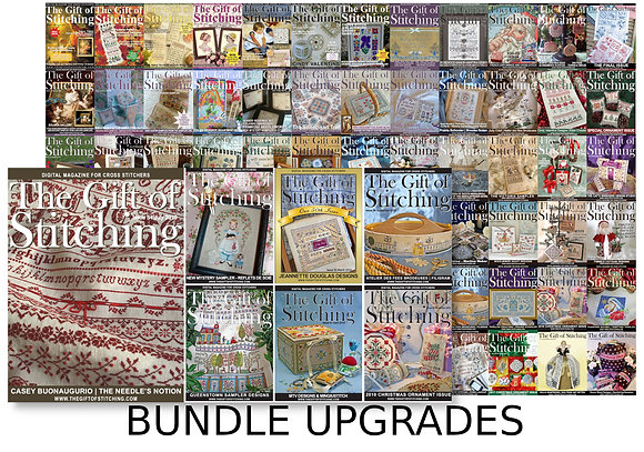 Upgrade from 2011-2012 Back Issue Bundle to All 72 Issu