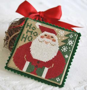 Prairie Schooler Santa