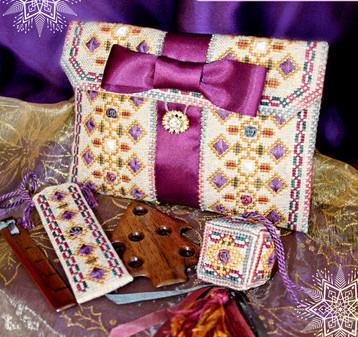 Joyous Celebration Stitching Pocket and Accessories