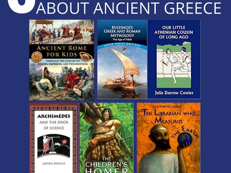 6 Living Books About Ancient Greece