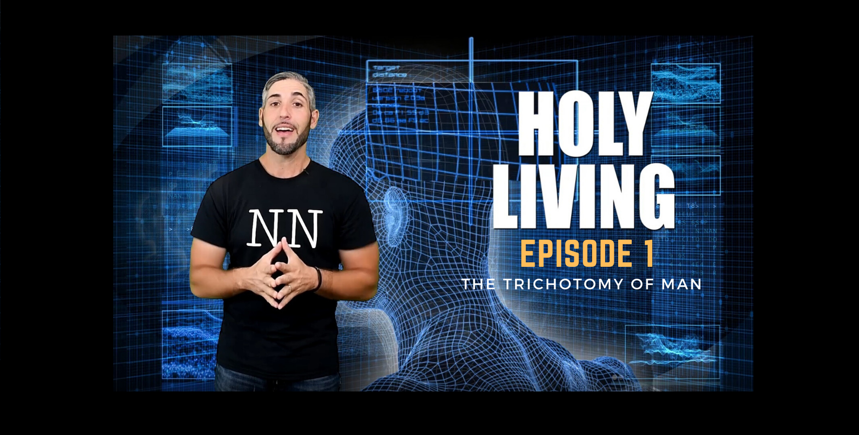 """""""Holy Living"""" with Jason Martinez"""