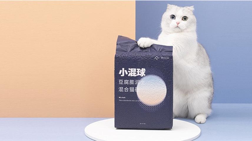 Furrytail Composite Cat Litter