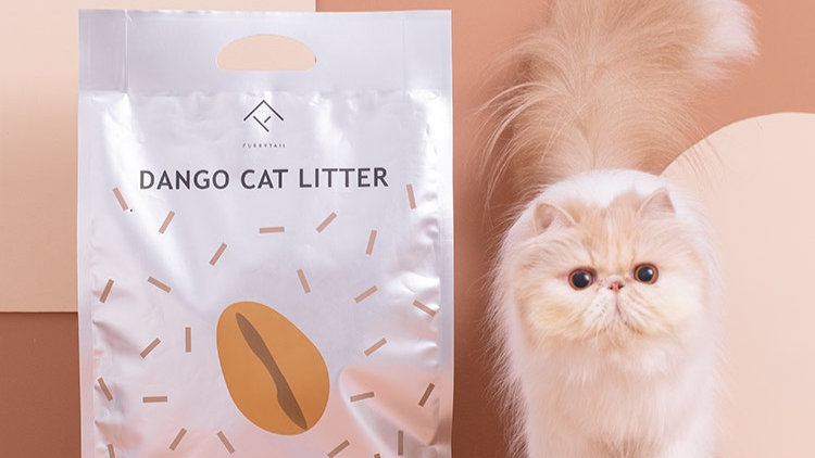 Furrytail Dango Tofu Cat Litter