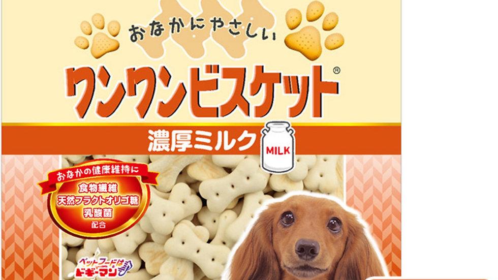 Doggyman Rich Milk Calcium Biscuits