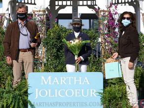 Margie Engle Wins Martha Jolicoeur Leading Lady Rider Award