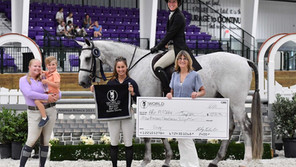 Hunter Derby Competition Heats Up at World Equestrian Center Ocala