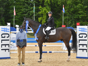 Margie Engle and Dicas Win $137,000 Four G Surfaces Grand Prix CSI3*