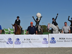2019 Medal Finals Winners Crowned at Showplace Fall Classic