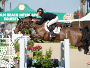 Kent Farrington and Austria 2 Can't Be Caught to Win the $37,000 Adequan® WEF Challenge Cup Round 3