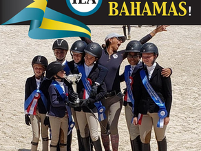 IEA Invites Bahamas to First International Invitational Horse Show