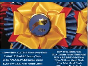 IHJA Medal Finals Return to Ledges Sporting Horses