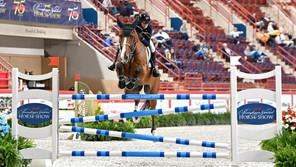 Taylor Kraft Cruises to Victory at Pennsylvania National Horse Show