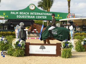 Lucy Deslauriers and Hester Claim $73,000 Sweet Oak Farm Qualifier CSI4*