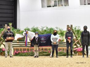 Vivian Golden Garners Grand Pony Hunter Champion at Capital Challenge