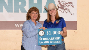 IEA 2021 Western Finals Moves to Fort Worth as part of APHA World Championship Show