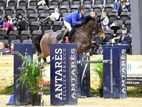 Doug Boyd Heats Up the Competition Despite Deep Freeze at World Equestrian Center