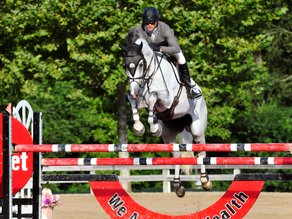 Michael Tokaruk and Steel the Love Steal the Top Prize in the $30,000 Grand Prix at Brownland Farm