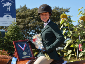 The Showplace Productions' Tradition Returns to IHJA Medal Finals