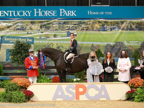 Dominic Gibbs Wins 2020 ASPCA Maclay National Championship