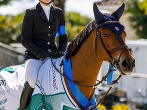 Lucy Deslauriers Wins Martha Jolicoeur Leading Lady Rider Award