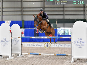 Tokaruk Show Stables Takes Top Honors at Pin Oak Charity Horse Show