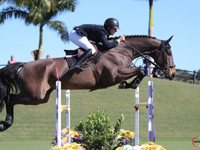 Bertram Allen and Pacino Amiro Soar to Victory in $37,000 Adequan® WEF Challenge Cup