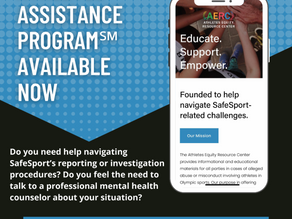 Athletes Assistance Program is Available Now