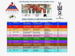 Equine Trading Company Tops Leader Board At YHS Championship