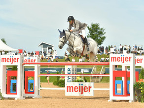 Great Lakes Equestrian Festival Highlights Week I