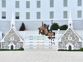 World Equestrian Center Ocala Grand Prix Action