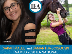 IEA Names 2020 National Sportsmanship Award Winners
