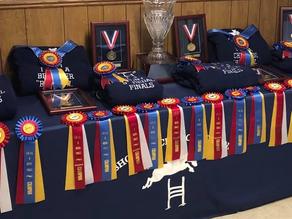 2020 IHJA B Medal Finals