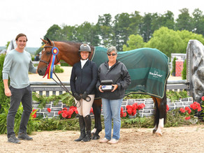 Galway Farm Starts Great Lakes Equestrian Festival with Championships