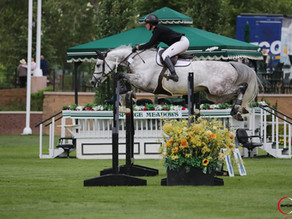 Hunter Holloway Stables Adds New Grand Prix Horses