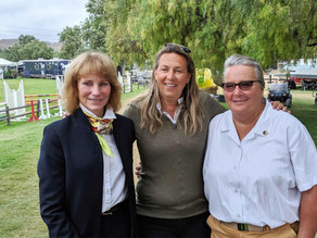 Diane Carney Talks About the 2019 American Tradition of Excellence Equitation Championship
