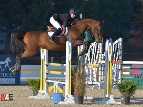 Caitie Hope Rose and Vision EH Continue to Claim Top Ribbons
