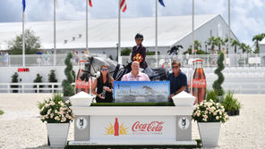 TRACY FENNEY & MTM APPLE TASTE VICTORY IN THE $75,000 COCA-COLA BEVERAGES FLORIDA GRAND PRIX