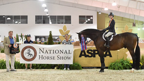 The St. Louis National Charity Horse Show is a Win-Win for Charities and Exhibitors