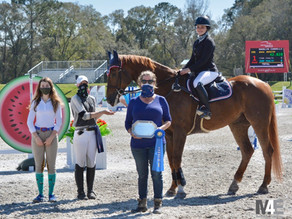 Red Coat Farm Riders Arrived at HITS Ocala Ready to Compete