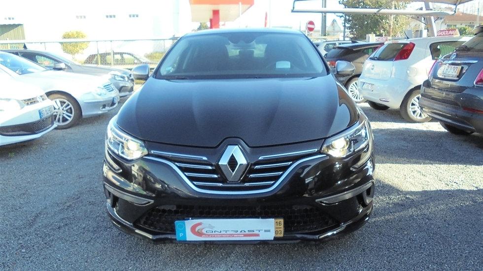 Renault Megane GT Line